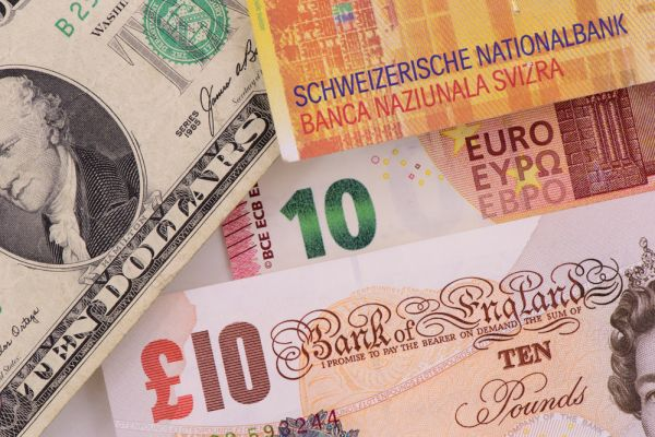 EUR up against GBP as May resigns