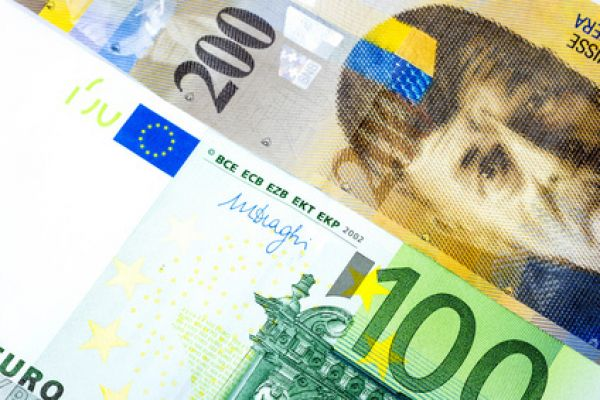 Swiss Franc is getting stronger in the first week of 2020